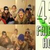 Arend Richard WE HOTBOXED A HOTEL ROOM!!!
