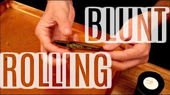 Arend Richard How To Roll a Blunt || Tutorial