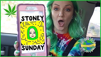 SNAPCHAT STONEY SUNDAY | CoralReefer Road Tripping LA to the Bay