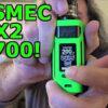 Wismec Reuleaux RX2 20700! | & Pixie Tarts From Milkman Ejuice! | IndoorSmokers
