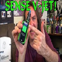 SENSE V-Jet Kit! | & Melon Milk from Milkman Ejuice! | IndoorSmokers