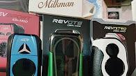 The New Rev Tech Mods! | GTS 230w, Nitro 200w, & Sport 101w! | IndoorSmokers