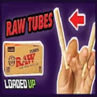 Loaded Up The Raw Tube!