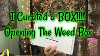 The Weed Box Curated by MaryLovesGlass