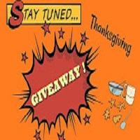 MaryLovesGlass Thanksgiving GIVEAWAY
