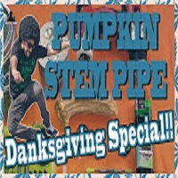 Master Bong Happy Danksgiving | Pumpkin Stem Dabs