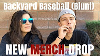 PLAYING BASEBALL + NEW MERCH DROP !!! | NamelessStoners