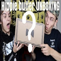 HIPPIE BUTLER MASTER CLUB CONCENTRATE BOX UNBOXING !!! | NamelessStoners