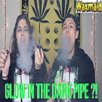 NameLess Stoners WAXMAID SILICONE HANDPIPES !! | NamelessStoners