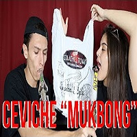 CULICHITOWN muk-BONG + GIVEAWAY WINNER !! **eating ceviche** | NamelessStoners