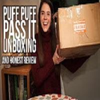 Positive Smash 420 Puff Puff Pass It Unboxing & Honest Review