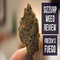 Positive Smash 420 Sizzurp Weed Review-Freddy's Fuego