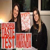 Positive Smash 420 MunchPak Taste Test w/My Sister