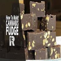 RuffHouse Studios How to Make Cannabis Fudge (Easy Method with Cannabutter for Holiday Treats): Cannabasics #80