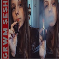 SilencedHippie Stoney GRWM w/ a Lipstick Vape Pen // XVape Vixen