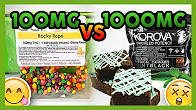 That High Couple TUESDAY NIGHT DABS #65 (WITH H3H3 PRODUCTIONS!!) & 100MG vs 1000MG WEED EDIBLES