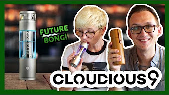 That High Couple Hydrology9 Vaporizer by Cloudious9 Unboxing & Review
