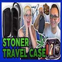 That High Couple The BEST Stoner Travel Case! (Vatra Smell Proof Case w/ 420 Science)