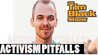 Tim Black Talks Activists, Papa Johns, Maxine Waters & More