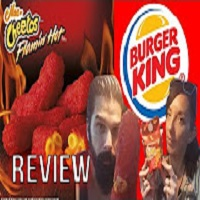 Whitfield Food Reviews Burger King Flamin' Hot Mac 'n Cheetos