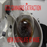 420ScienceClub Tour a cannabis extraction facility - How distillate is made