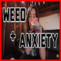 Evil Evelyn WEED & ANXIETY
