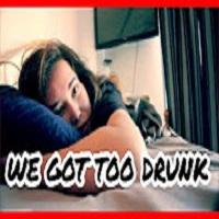 Evil Evelyn WE GOT TOO DRUNK