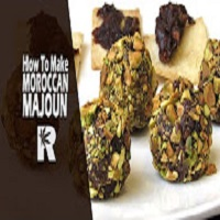 RuffHouse Studios How To Make Classic Moroccan Majoun (1,000 Year Old Edibles Recipe) Cannabasics #82