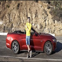 Arend Richard New Car Tour Mustang GT & Where is the Bear