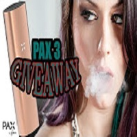 GET IN ON THIS GIVEAWAY! PAX 3 REVIEW | TheGreenZebra.com | TheDabSpot