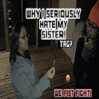 "Deevaology WHY I HATE MY SISTER ""TAG""! #WORLDSTAR"