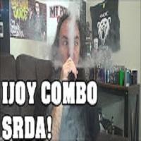 iJoy Combo SRDA! | & Lemon Berry Ejuice! | IndoorSmokers