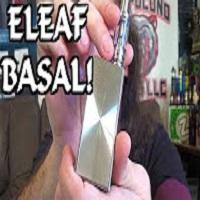 Eleaf Basal Kit W/ GS Gasal Tank! | & Lemon Berry Ejuice! | IndoorSmokers