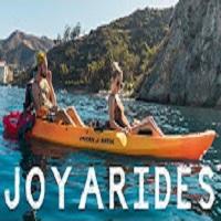 Joya G JoyaRides A Kayak