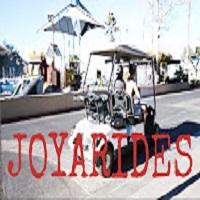 Joya G JOYARIDES: GOLF CART