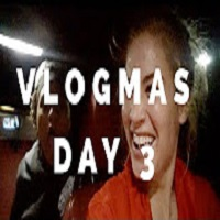 Joya G VLOGMAS DAY 3: CHRISTMAS LIGHTS FAIL