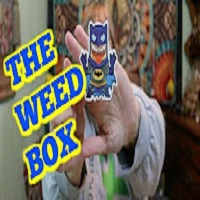 MaryLovesGlass The Weed Box for December