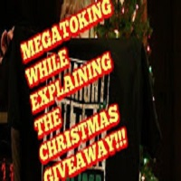 MaryLoveGlass Megatoking While I Explain the Christmas GIVEAWAY!!!!