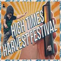 Master Bong High Times Harvest Festival w APX Vaporizer