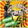 Master Bong Grease Monkey | Cut Creek Farms | Emerald Cup Entry