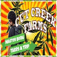 Master Bong Grease Monkey | Cut Creek Farms | Emerald Cup Entry