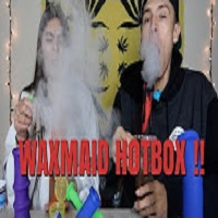 NameLess Stoners SMOKING OUT OF ALL OUR SILICONE BONGS !!! **WAXMAID COLLECTION**