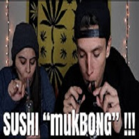 Nameless Stoners SUSHI mukBONG + GIVEAWAY WINNER !!!