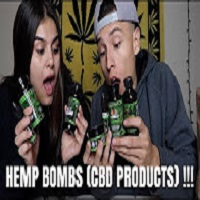 CBD PRODUCT UNBOXING !! ** HEMPBOMBS.COM **