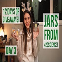 Positive Smash 420 Jars From 420Science/12 Days of Giveaways DAY 3