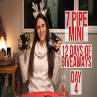 Positive Smash 420 7 Pipe Blunt Mini/12 Days of Giveaways DAYS 4