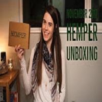 Positive Smash 420 November 2017 Hemper Unboxing