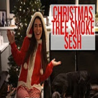 Positive Smash 420 Christmas Tree Smoke Sesh