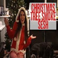 Positive Smash 420 Christmas Tree Smoke Sesh