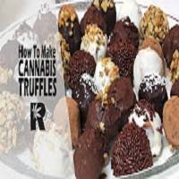 How To Make Cannabis Infused Chocolate Truffles (Marijuana Ganache Balls): Cannabasics #81